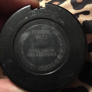 Mac eyeshadow famine wiles limited ed